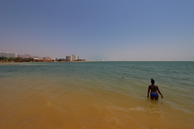 Post image for Israel: Intolerable Heat and Floating in the Dead Sea